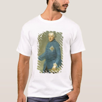 Frederick II the Great of Prussia, c.1770 T-Shirt