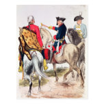 Frederick II  the Great Post Cards
