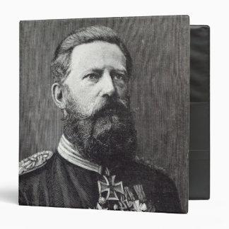 """Frederick III, a partir de """"hora del ocio"""", 1888"""