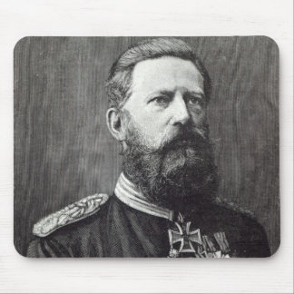 Frederick III, from 'Leisure Hour', 1888 Mouse Pad