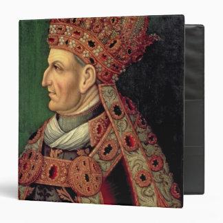 Frederick III of Germany  Holy Roman Emperor 3 Ring Binder