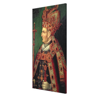 Frederick III of Germany  Holy Roman Emperor Gallery Wrapped Canvas