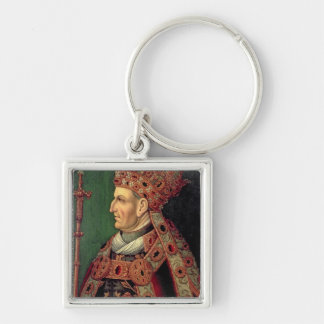 Frederick III of Germany  Holy Roman Emperor Keychain