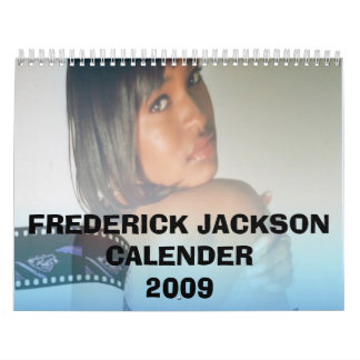 FREDERICK JACKSON CALENDER CALENDARS