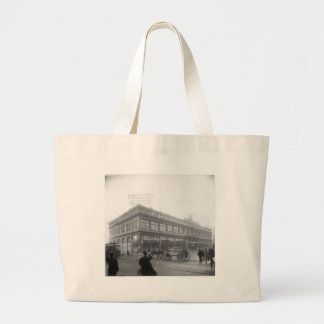 Frederick & Nelson, 1897 Large Tote Bag