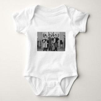 Frederick & Nelson Strolling Minstrels Baby Bodysuit
