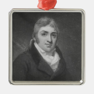 Frederick Reynolds, engraved by George T. Doo Metal Ornament