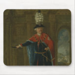 Frederick the Great dressed in the costume Mousepad