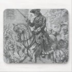 Frederick the Great of Prussia Mouse Pad