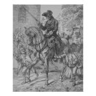 Frederick the Great of Prussia Poster