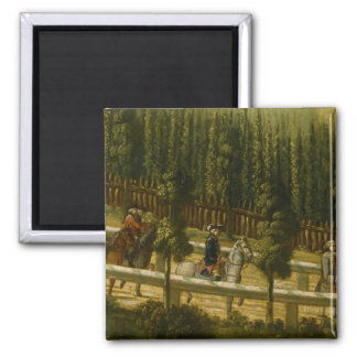 Frederick the Great on Horseback Magnet