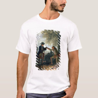 Frederick the Great  with Zieten at the Camp T-Shirt