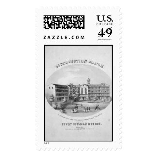 Frederick Visitation Academy Music Postage