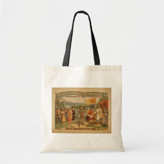 Frederick warde tote bags