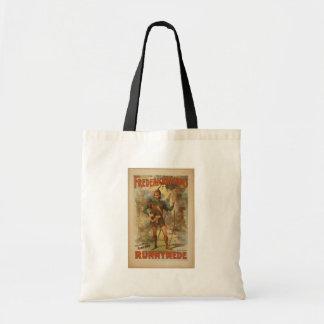 Frederick warde, 'Runnyede', Robin Hood Vintage Th Tote Bag