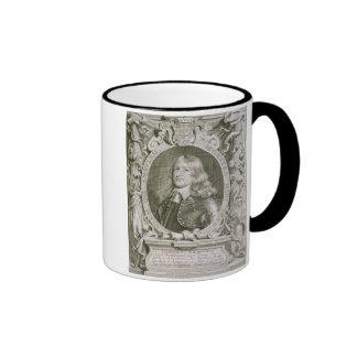 Frederick William (1620-88) Elector of Brandenburg Ringer Coffee Mug