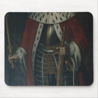 Frederick William I, King of Prussia Regalia Mousepad
