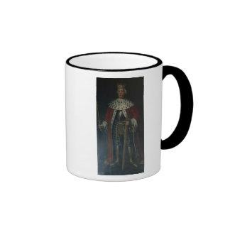 Frederick William I, King of Prussia Regalia Ringer Mug