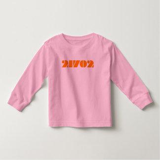 Frederick Zipcode T Toddler T-shirt