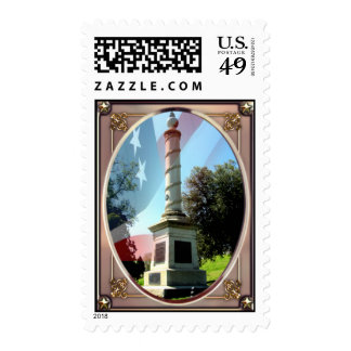 Fredericksburg 150th Commemorative  Postage Stamp