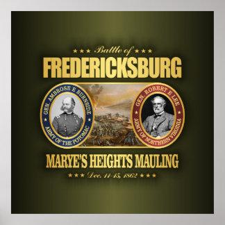 Fredericksburg (FH2) Poster