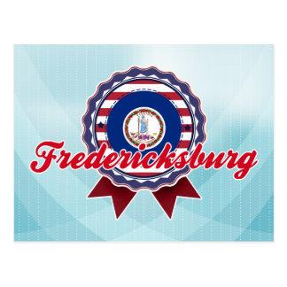 Fredericksburg, VA Postcard