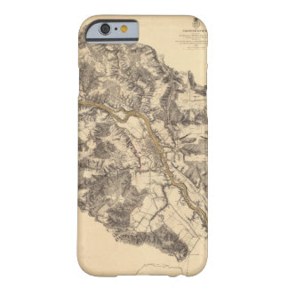 Fredericksburg, Virginia Barely There iPhone 6 Case