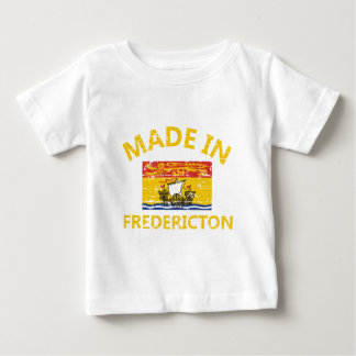 fredericton Coat of arms Baby T-Shirt
