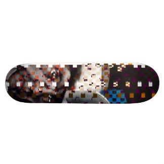 Frederik Bellanger ''A ton nom 3'' serie Skateboard Deck