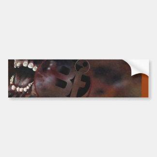 Fréderik Bellanger ''FB'' serie Bumper Sticker
