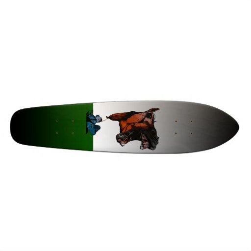 Frederik Bellanger pegase deck Skateboard Decks