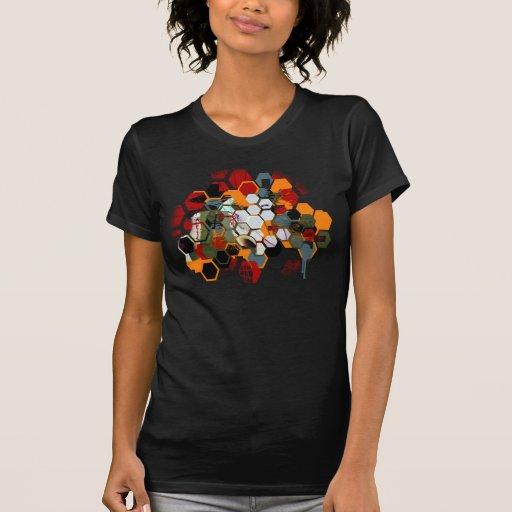 Frederik Bellanger Soleil Rouge Shirt