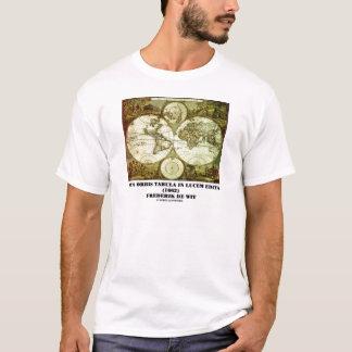 Frederik de Wit Nova Orbis Tabula in Lucem Edita T-Shirt