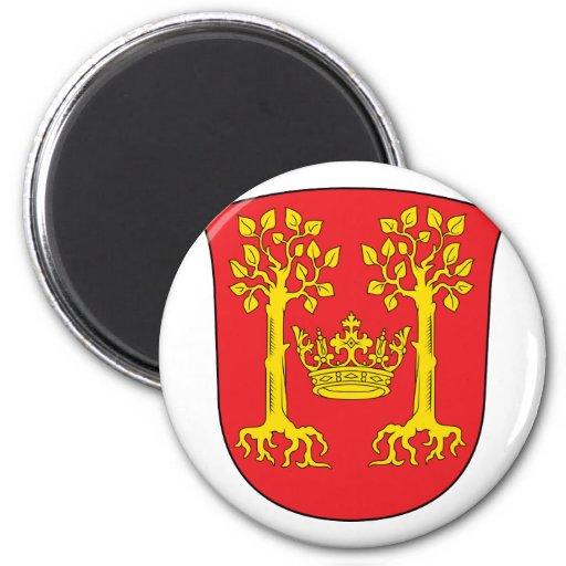frederiksborg, Denmark Fridge Magnet