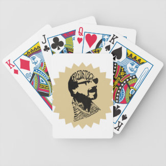 FredHead for FredStock Bicycle Playing Cards