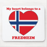 Fredheim Mouse Mat