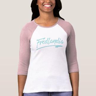 Fredlandia Ragland Womens Top Tees