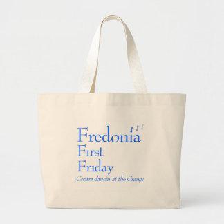 Fredonia primer viernes contra danza bolsas