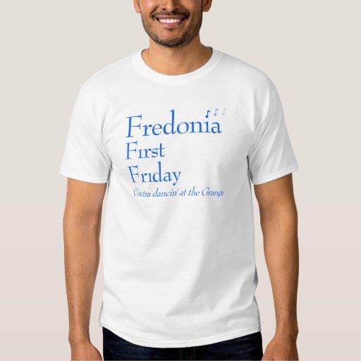 Fredonia primer viernes contra danza playera