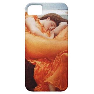Fredrick Lord Leighton Flaming June iPhone SE/5/5s Case
