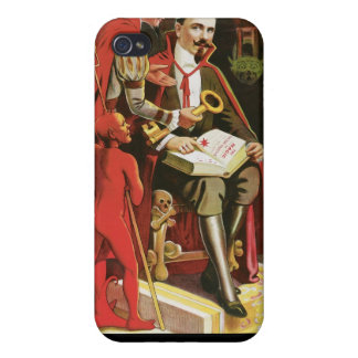 Fredrik The Great ~ Vintage Magic Act Cover For iPhone 4