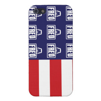 Freds Phone iPhone SE/5/5s Cover