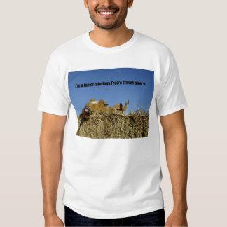 Fred's Travel Blog Fanclub T-shirt