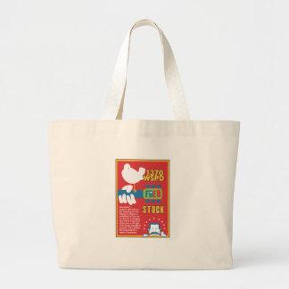 FredStock Jumbo Tote Bag