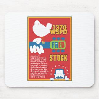FredStock Mousepad