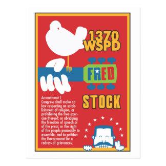 FredStock Postales