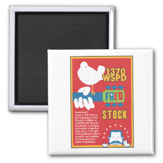 FredStock Refrigerator Magnets