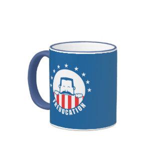 Freducation Ringer Mug