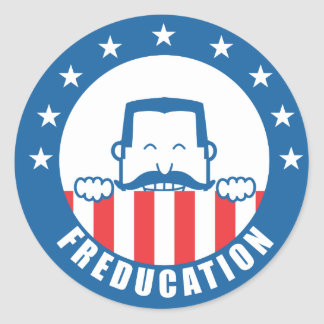 Freducation Stickers