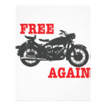 Free again customized letterhead